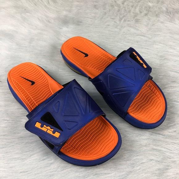 e8eaa55b5b2 ... LeBron James Elite 2 Slides Sandals. M 5c1726a0a5d7c627608cea2d